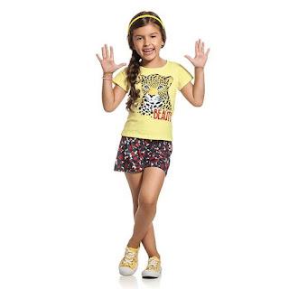 Distribuidor de roupas de marca infantil
