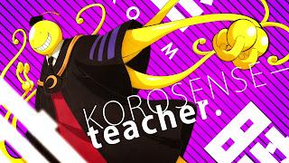 Koro-sensei nauczyciel