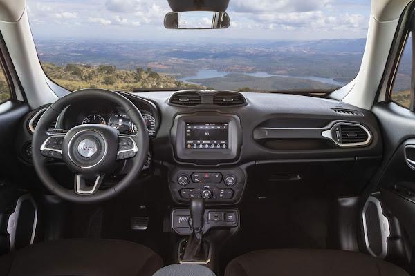 Jeep Renegade atinge marca de 350 mil unidades vendidas