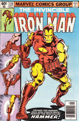 Iron Man #126