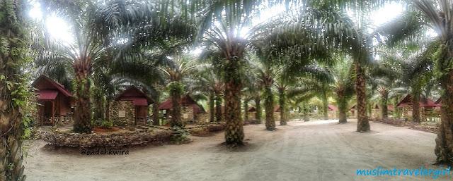 Menginap di Malaysia, Bamboo Village