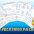 QUADRINHA DO PEIXINHO - FAMÍLIA DO P - 1º ANO