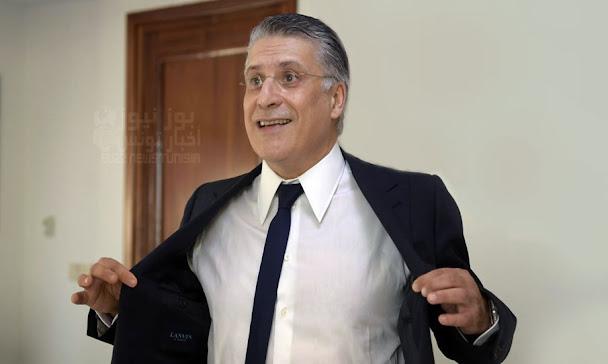 عاجل تونس: إطلاق سراح نبيل القروي و تبرئته من التهم المنسوبة إليه .. التفاصيل... !!