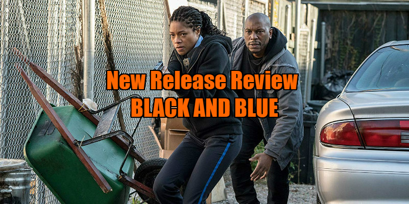 black and blue review