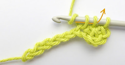 Back-linked crochet stitches - img 7