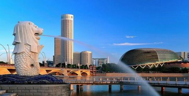 Ketampakan Alam dan Keadaan Sosial di Singapura