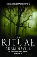 El ritual, de Adam Nevill