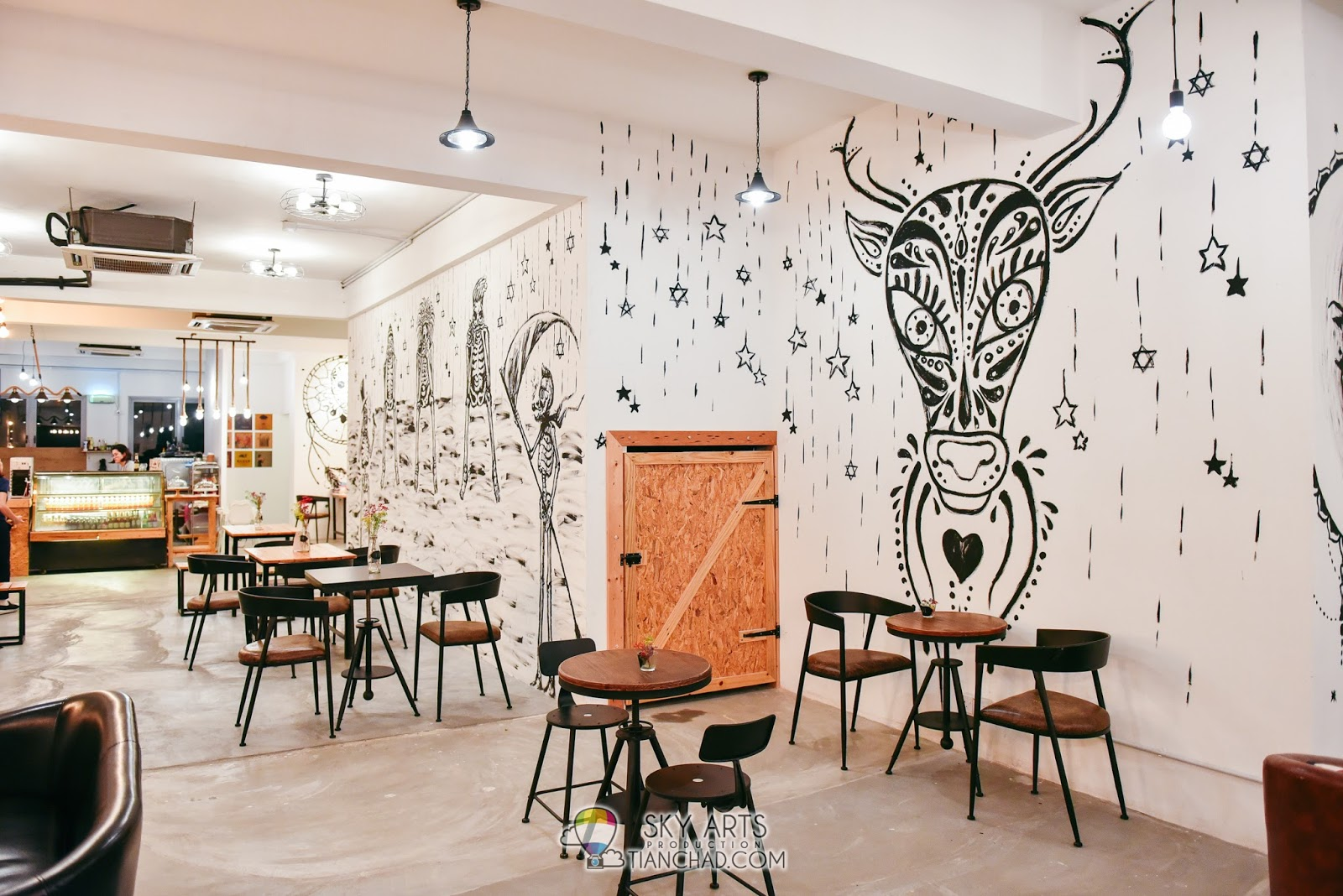 HIPPIE CAFE】 - The Hidden Gem In Kepong Jinjang Utara