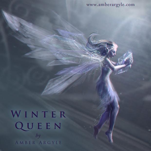 Winter Queen Amber Argyle Cover Reveal Jean Booknerd