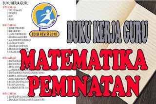 Buku Kerja Guru Matematika Peminatan Kelas X SMA Sederajat