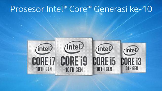 Intel Core Generasi ke-10