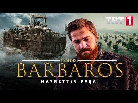 """أمير بحارة العثمانيين """"خير الدين بربروس"""".. مسلسل تركي جديد قريبًا للنجم التركي إنجين التان دوزياتان"""