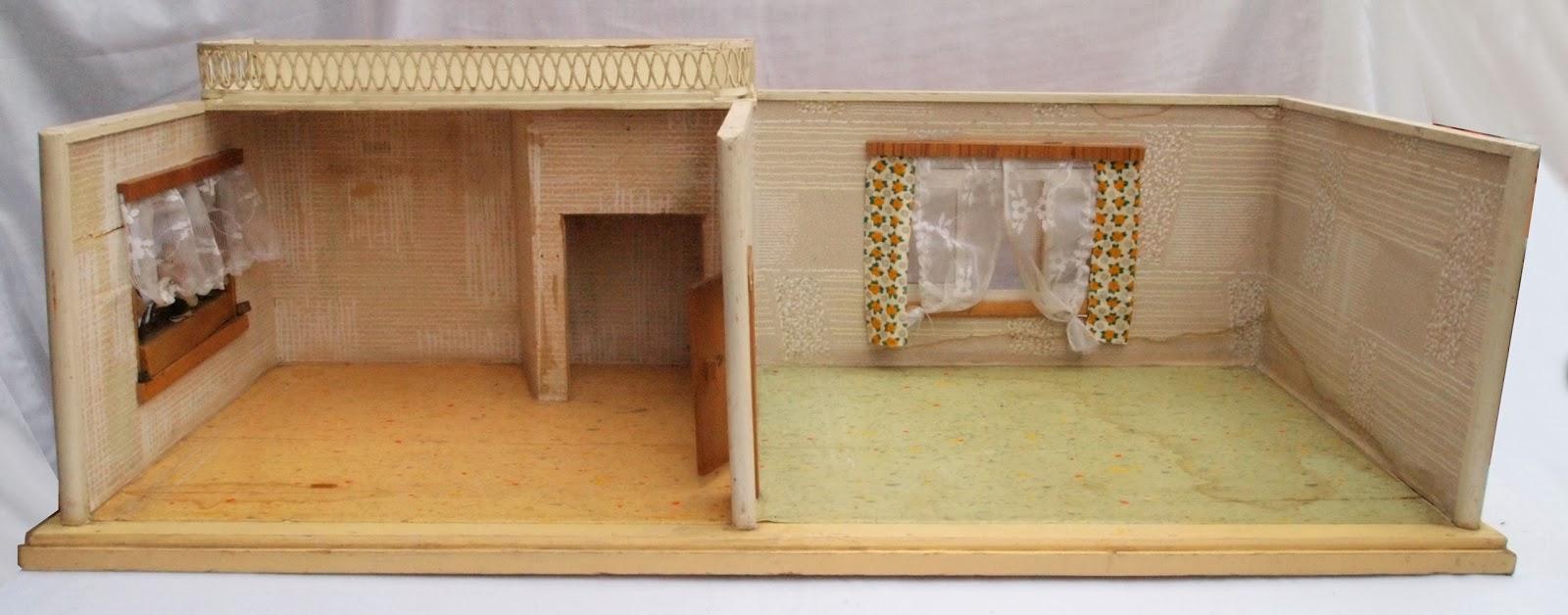 diepuppenstubensammlerin: puppenstube - 1961 c. moritz reichel, Badezimmer ideen