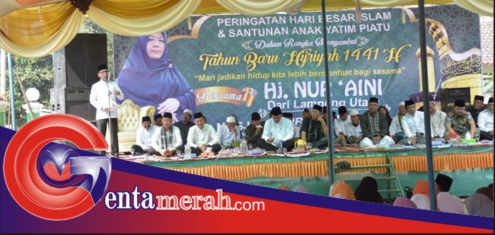 Adipati: Pergantian Tahun Baru Islam Harus Dijadikan Intropeksi Diri Kearah Lebih Baik