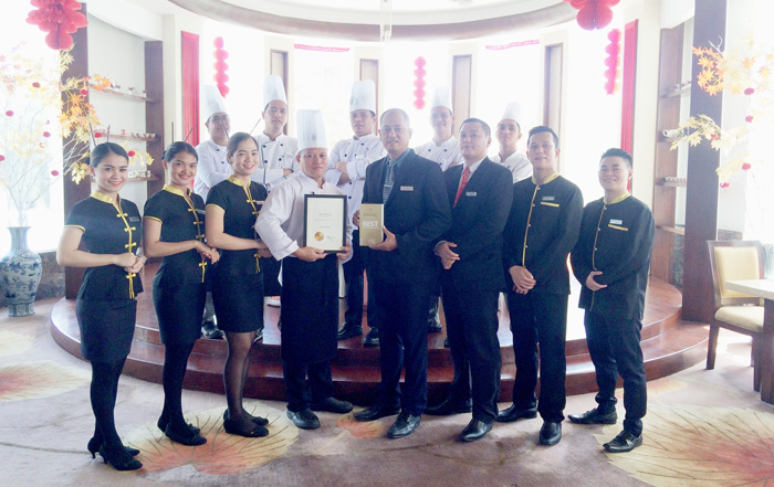 Lotus Court Culinary and Service Team