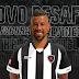 """Léo Moura comemora chegada ao Botafogo-PB; """"Vou lutar pelo título da Copa Nordeste"""""""