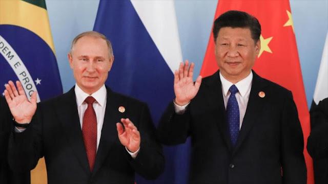 Con Putin reelcto, Xi busca promover paz regional y mundial