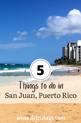 5 things to do in San Juan, Puerto Rico