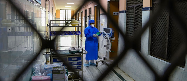 Coronavirus Outbreak in India: Six Suspected Cases Admitted to RML Hospital