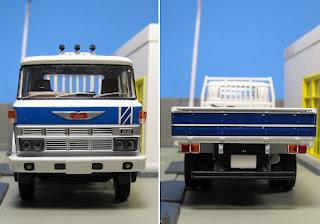 Tomica Limited Vintage  LV-N44b Hino