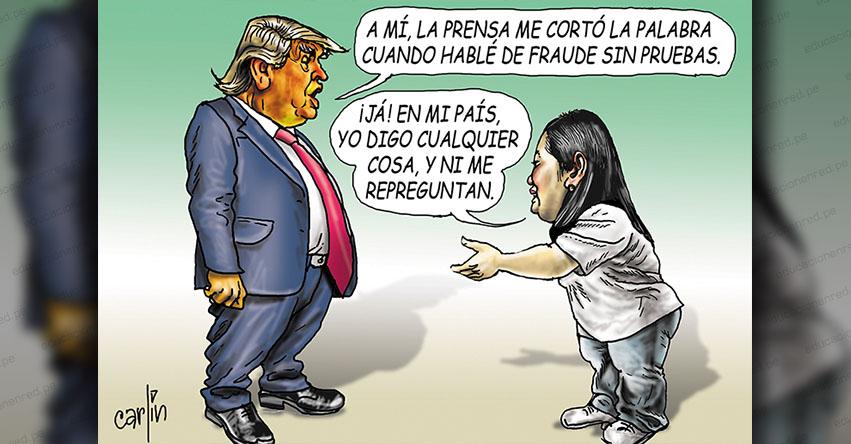 Carlincaturas Miércoles 7 Julio 2021 - La República