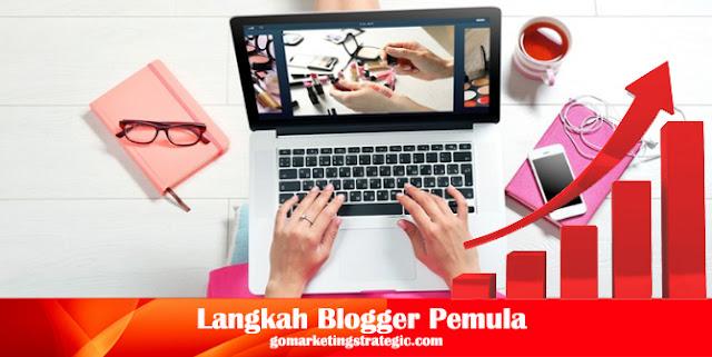 Langkah Setelah Membuat Blog Baru