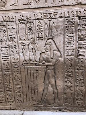 Templo de Horus. Egipto