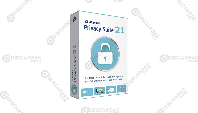 Steganos Privacy Suite 21.1.1 Revision 12848, La protección completa para datos privados en PCs,