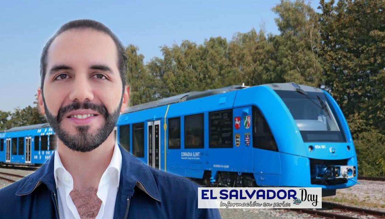 El BCIE confirma proyecto del Tren el Pacifico para El Salvador