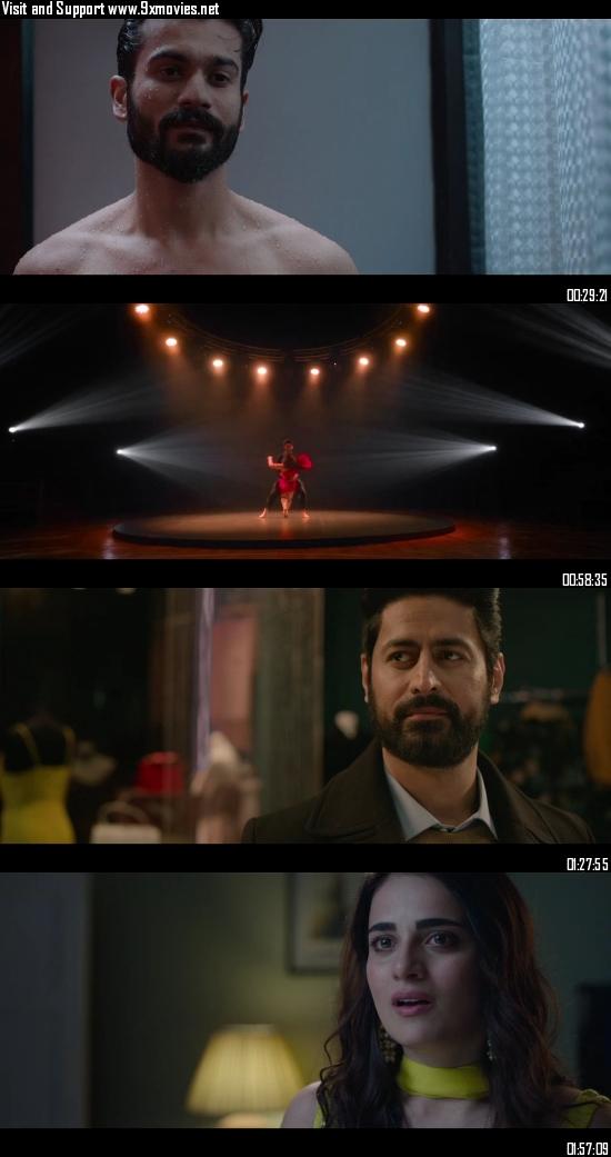 Shiddat 2021 Hindi 720p 480p WEB-DL [1.1GB 400MB]