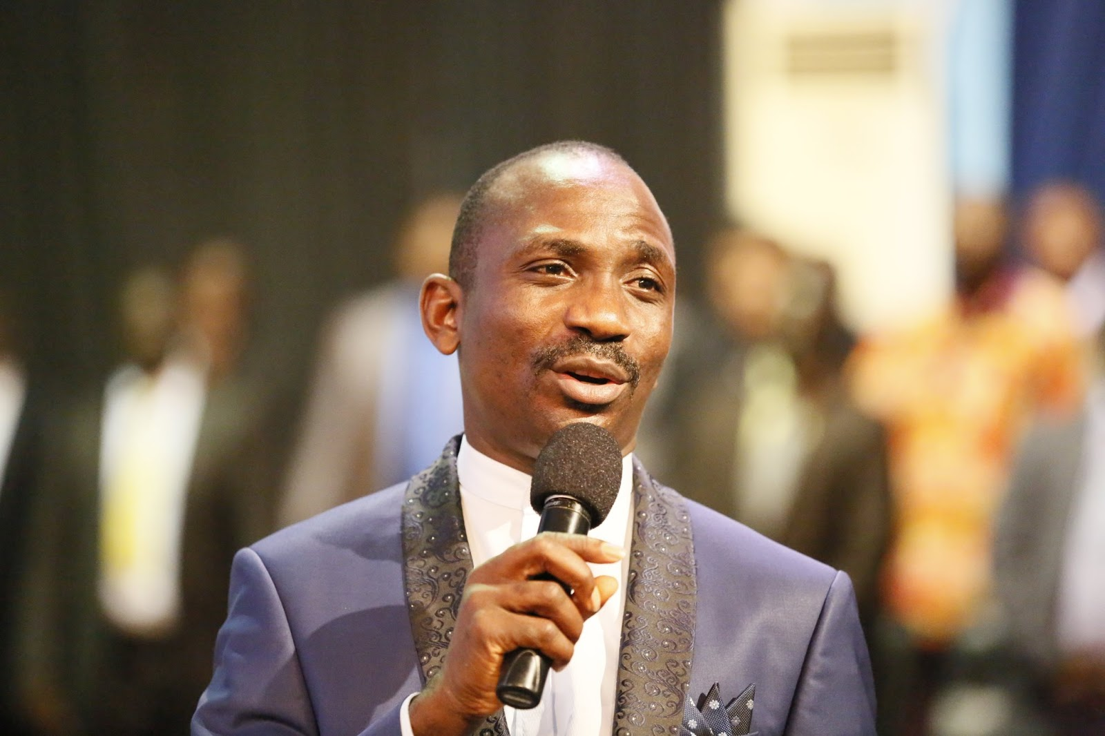 Dunamis' Daily Devotional written by Pastor Paul Enenche