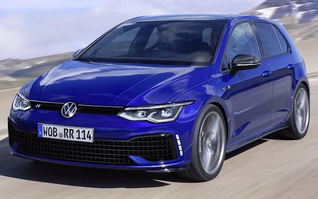 Novo VW Golf R 2020