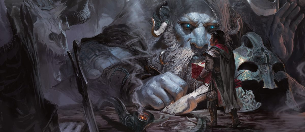 Reseña D&D - Volo's Guide to Monsters - Portada
