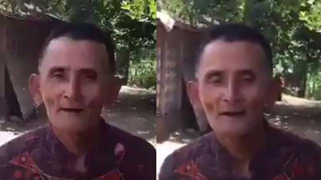 Ditanya Enak Zaman Soeharto Apa Zaman Jokowi, Jawaban Kakek 70 Tahun Ini Mengejutkan....