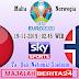 Prediksi Malta vs Norwegia — 19 November 2019