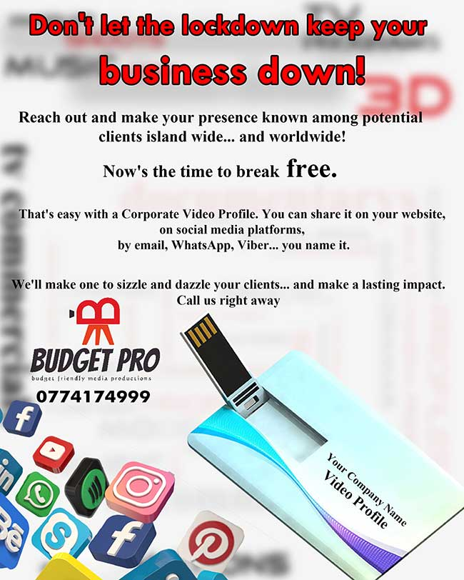 BUDGET PRO - budget-friendly media productions
