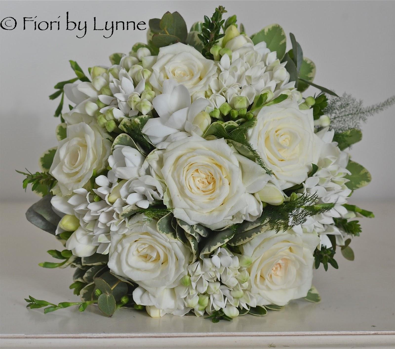 Wedding Flowers Blog: Rebecca's Vintage-Garden Themed