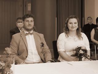 Brautpaar Trauung Bad Laer Standesamt