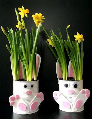 Sugestões de Presentes Diy para a Páscoa.
