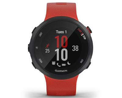Garmin Forerunner 45 smartwatch available in India at Rs. 19,990
