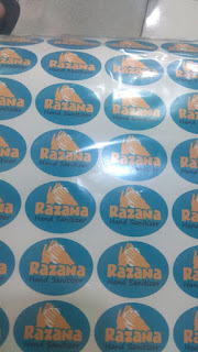 cetak stiker terdekat dari kampus UNJ