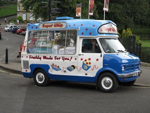 Ice Cream Van, UK