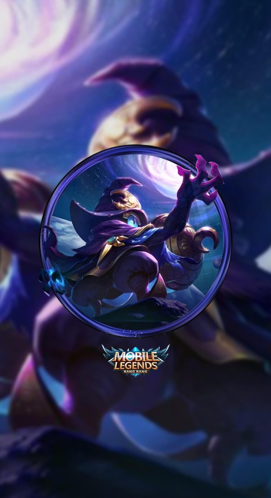 Wallpaper Cyclops Starsoul Magician Skin Mobile Legends HD for Mobile