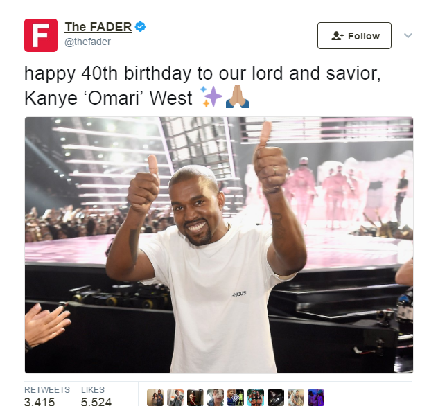 Frank Edwards comes for FADER for calling Kanye West 'lord & saviour'