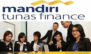 Lowongan Kerja Terbaru PT. Mandiri Tunas Finance Januari 2018