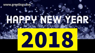 Excellent greeting to wish on 2018