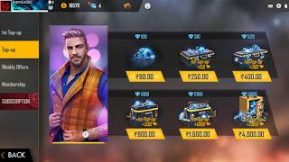 How to get Free Fire Diamonds?