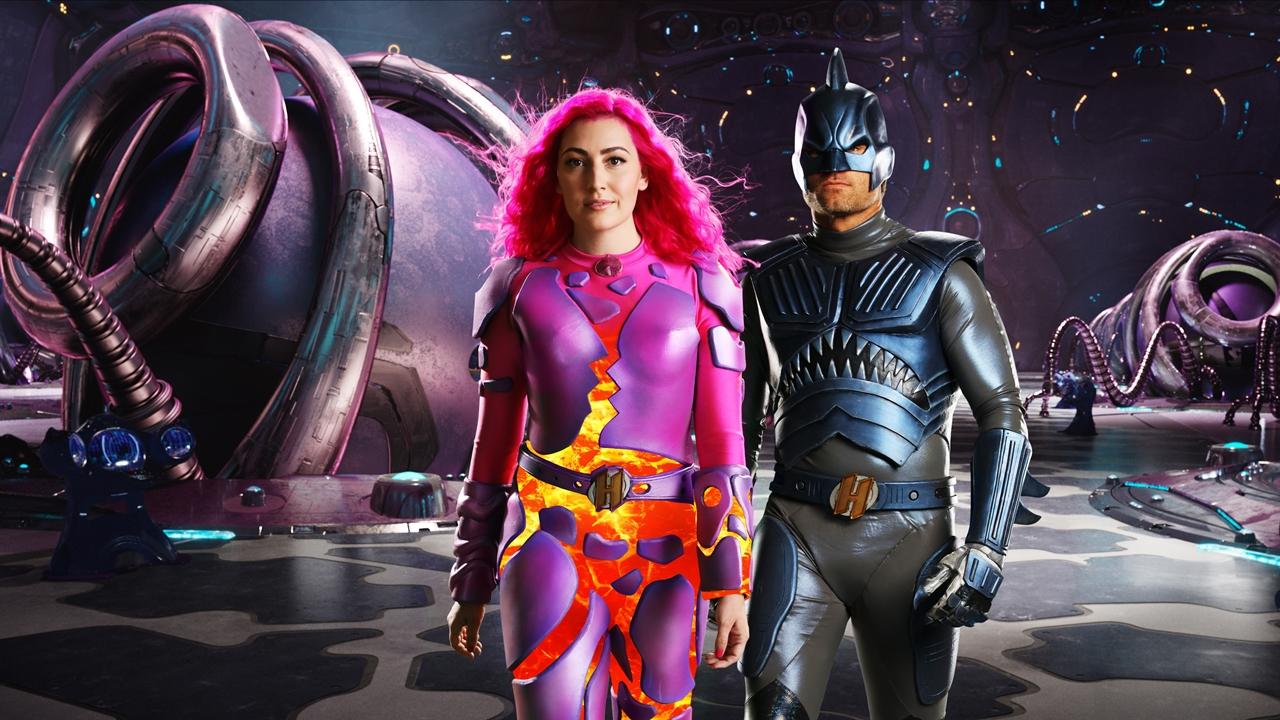 Confira o teaser de Sharkboy e Lavagirl em 'Pequenos Grandes Heróis'