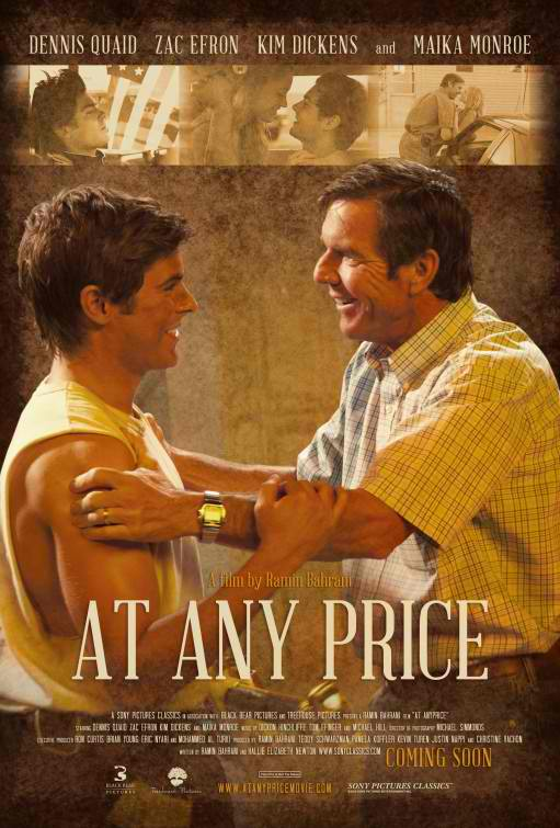 At Any Price - Poster (2013)