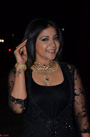 Sakshi Agarwal looks stunning in all black gown at 64th Jio Filmfare Awards South ~  Exclusive 076.JPG